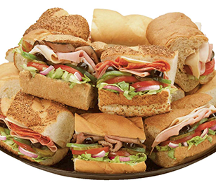Mixed Sandwich Platter