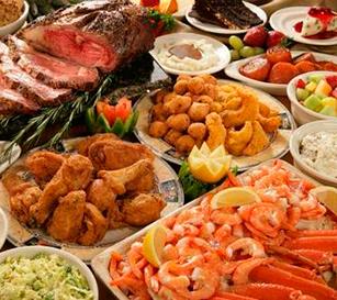 Hot Food Buffet